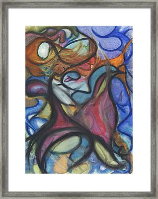 Ester Framed Print by Stu Hanson