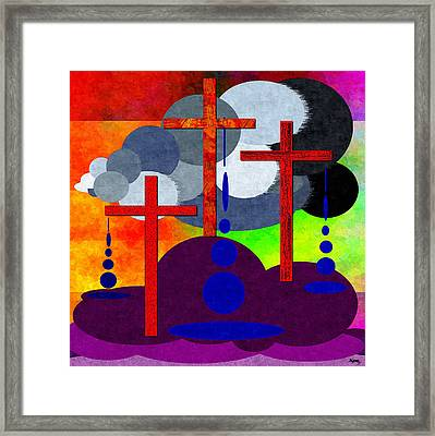 Eternal Consequences Framed Print by Glenn McCarthy Art and Photography