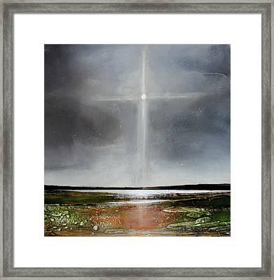 Eternal Hope  Framed Print by Toni Grote