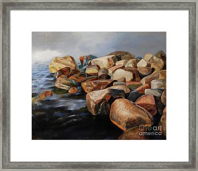 Eternal Things Framed Print by Jukka Nopsanen