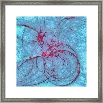 Eurythmical Speculation  Id 16100-202808-08300 Framed Print by S Lurk