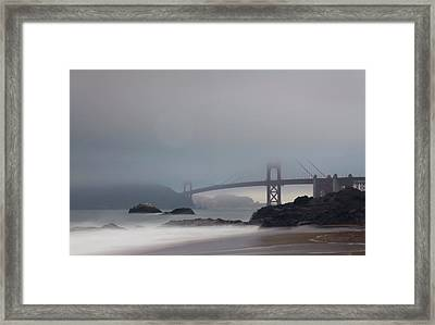 Even If You Don't Love Me Anymore Framed Print by Laurie Search