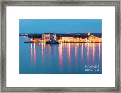 Evening Lighs Framed Print by Svetlana Sewell