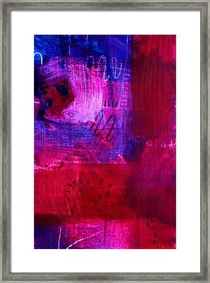 Evening Framed Print by Nancy Merkle