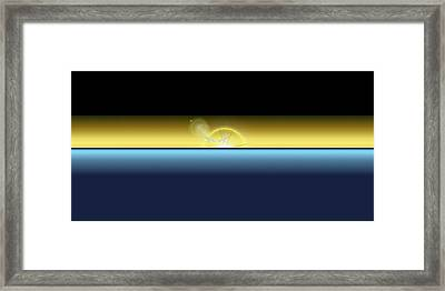 Eventide 2 Framed Print by Tim Allen