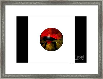 Exoplanet  Framed Print by Thibault Toussaint