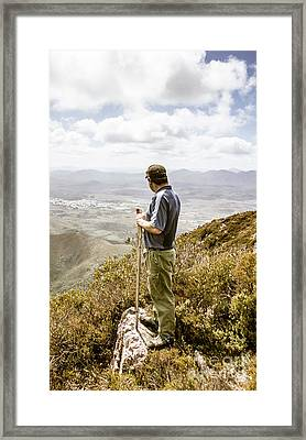 Explore Tasmania Framed Print by Jorgo Photography - Wall Art Gallery