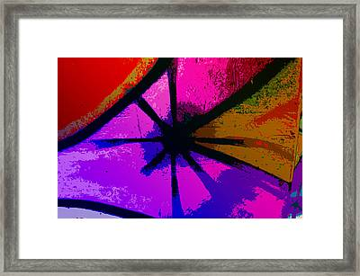 Eye Of The Beholder Framed Print by Bill Cannon