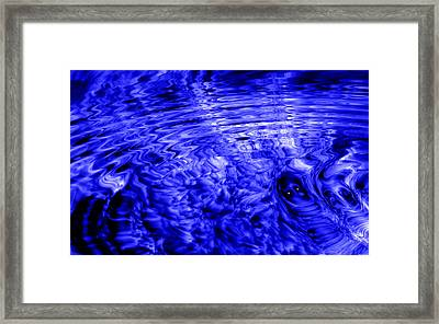 Eyes Wide Open Dream Framed Print by Evelyn Patrick