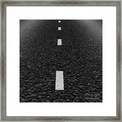 Fade Framed Print by Cristophers Dream Artistry