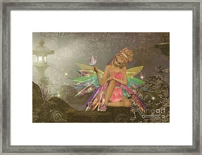 Fairy Dreams Framed Print by Corey Ford