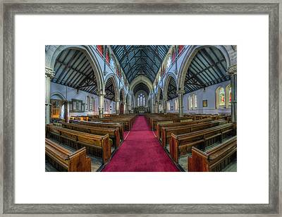 Faith Of Our Fathers  Framed Print by Ian Mitchell