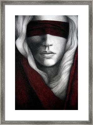 Faith Framed Print by Pat Erickson
