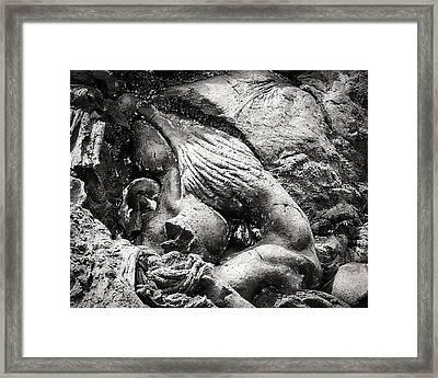 Fallen Angel II Framed Print by Lynn Andrews