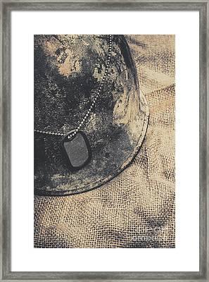 Fallen Heroes Framed Print by Jorgo Photography - Wall Art Gallery