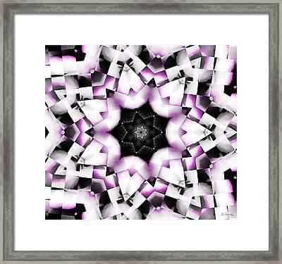 Fallen Star Framed Print by Shawna Rowe
