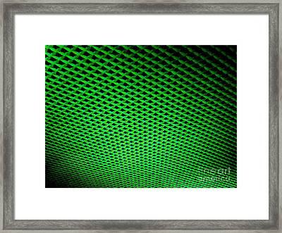 False Perception Framed Print by Tim Townsend