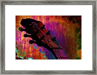 Fantasia Framed Print by Christopher Gaston