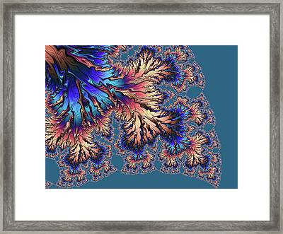Fantasia Framed Print by Susan Maxwell Schmidt