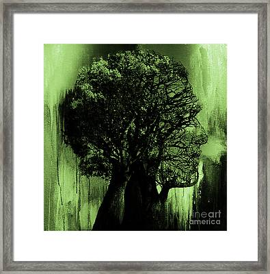 Fantasy 01 Framed Print by Gull G