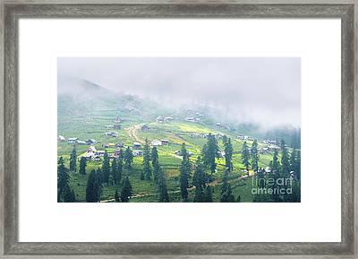 Far Away Framed Print by Svetlana Sewell