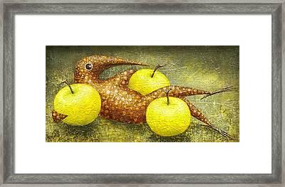 Fauna Framed Print by Lolita Bronzini