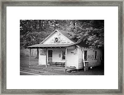 Faye's Framed Print by Lisa Walsh