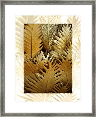 Feeling Nature Framed Print by Holly Kempe