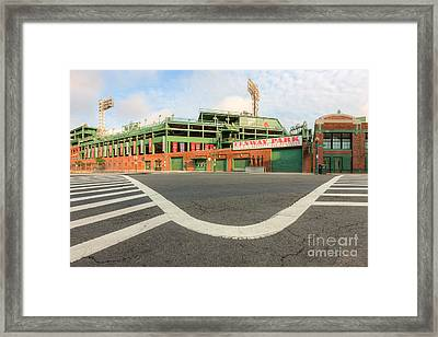 Fenway Park IIi Framed Print by Clarence Holmes