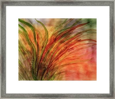 Fern Fantasy Framed Print by Brenda Bryant