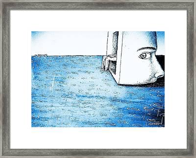 Fertile Imagination Framed Print by Paulo Zerbato