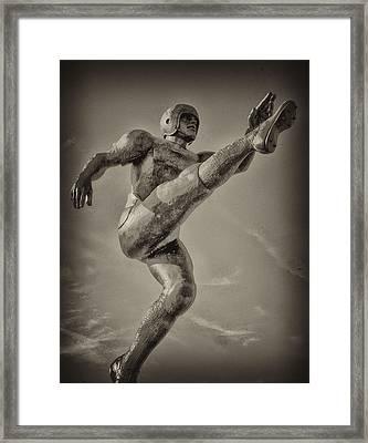 Field Goal Framed Print by Bill Cannon