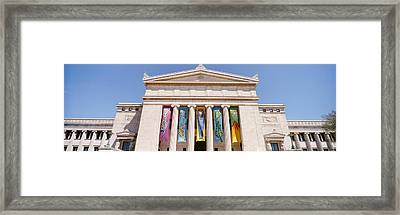Field Museum Chicago Il Framed Print by Panoramic Images