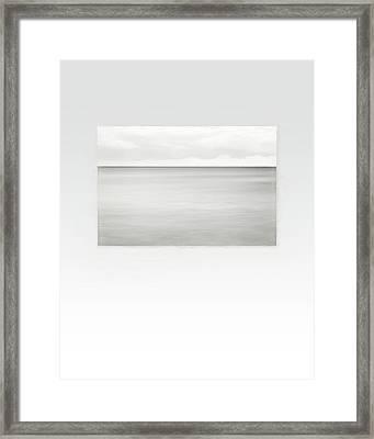 Fierce Calm Framed Print by Scott Norris