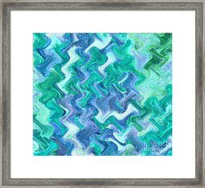 Find Your Way Framed Print by Krissy Katsimbras