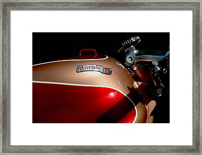 Fine Art From Italy Framed Print by William Jones