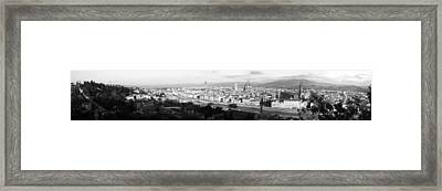 Firenze Framed Print by Alan Todd