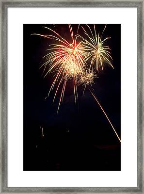 Fireworks 49 Framed Print by James BO  Insogna