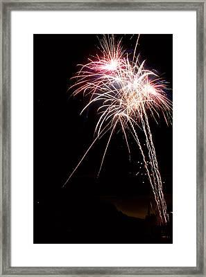 Fireworks 70 Framed Print by James BO  Insogna