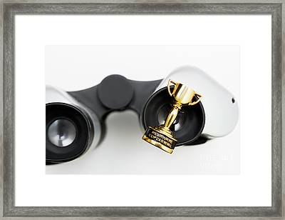 First Place Setting For Melbourne Cup Luncheon Framed Print by Jorgo Photography - Wall Art Gallery