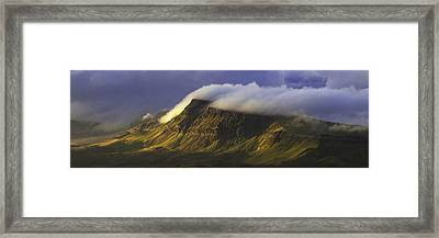 First Sunshine Framed Print by Pierre Destribats