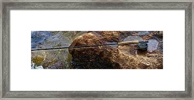 Fishing Framed Print by Bob Orsillo