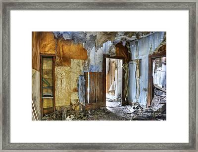 Fixer Upper Framed Print by Juli Scalzi