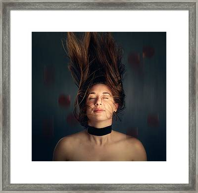 Fleeting Dreams Framed Print by Johan Swanepoel