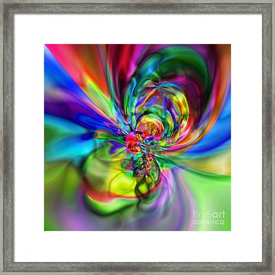Flexibility 17caa Framed Print by Rolf Bertram