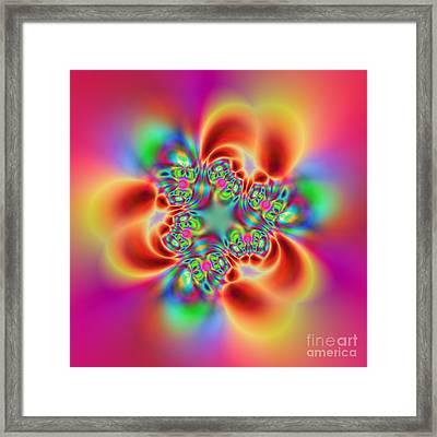 Flexibility 18bb Framed Print by Rolf Bertram