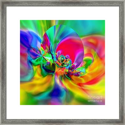 Flexibility 20ca Framed Print by Rolf Bertram