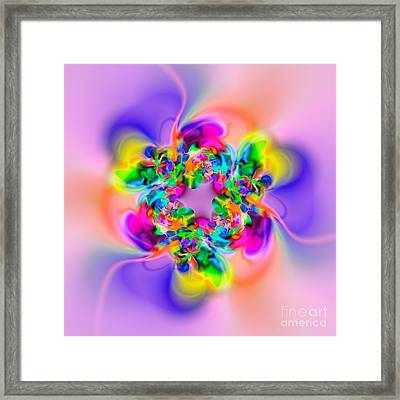 Flexibility 30c Framed Print by Rolf Bertram