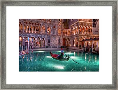 Floating Framed Print by Stephen Campbell