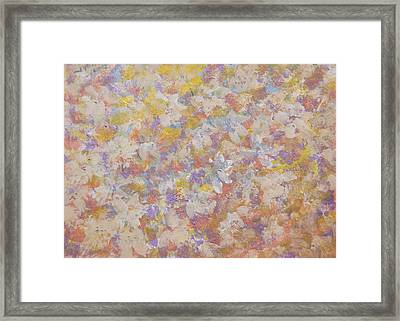 Flora' Romantica Framed Print by Don  Wright
